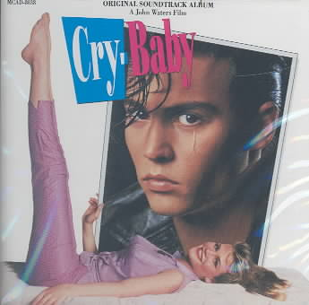 CRY-BABY (OST) (CD)