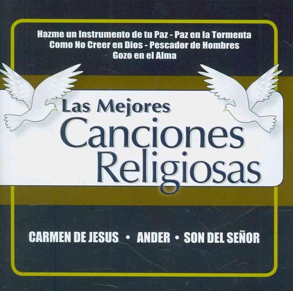 LAS MEJORES CANCIONES RELIGIOSAS (CD)